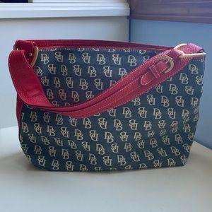 Dooney & Bourke Monogram Shoulder Bag - NWOT
